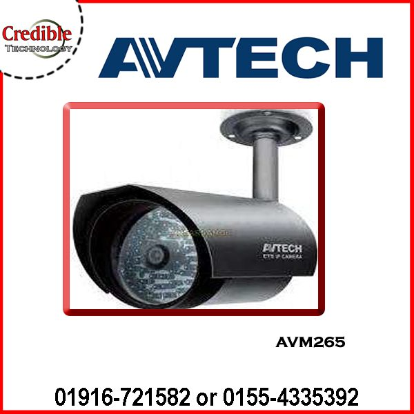 AVM265 AvtechIR Network CameraPrice