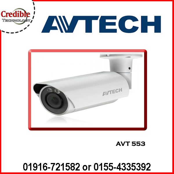 AVT553 AVTECH HD CCTV Motorized IR Bullet Camera price