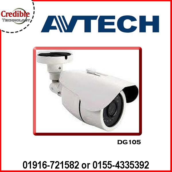 Avtech DG105 HD-TVI 2MP cctv camera price