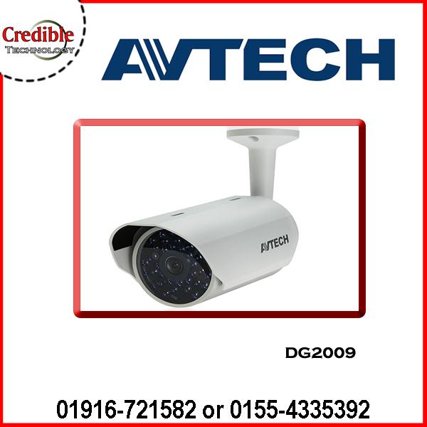 AVTECH DG2009IR Bullet Camera