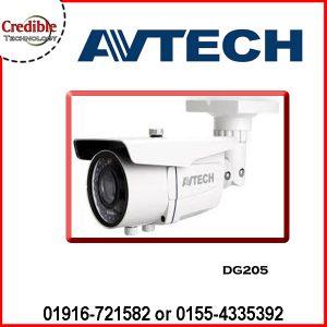 DG205Avtech HD CCTV IR Bullet Camera