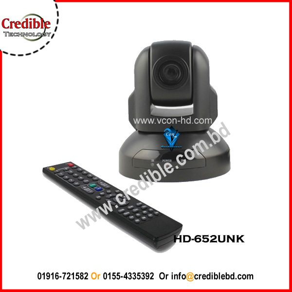 HD-652Unk USB PTZ video conferencing camera