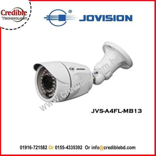 JVS-A4FL-MB Pixels AHD bullet camera