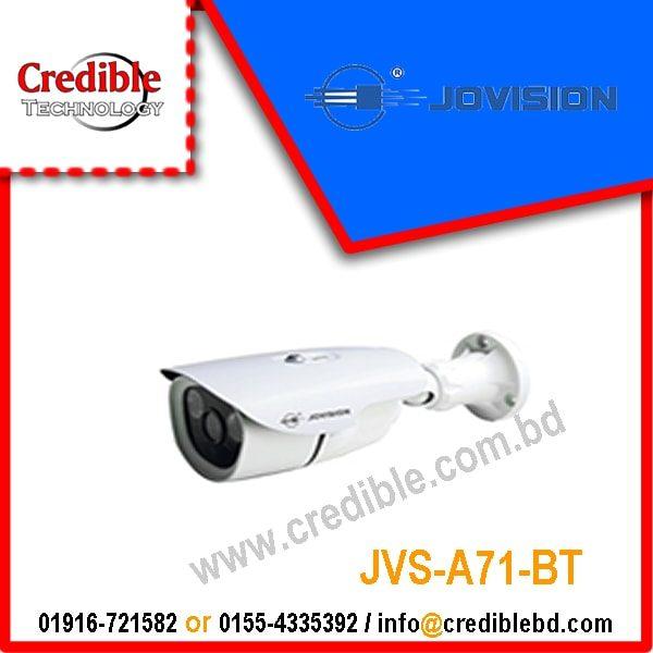 JVS-A71-BT2.0 Mega Pixels AHD bullet camera