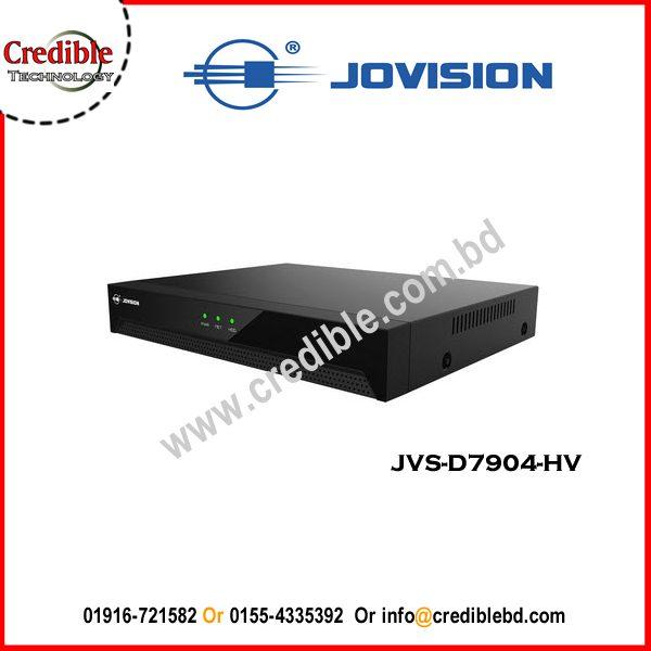 JVS-D7904-HV4 Channel HDCVI DVR price