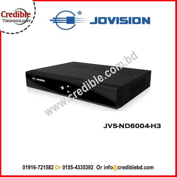 JVS-ND6004-H3JOVISION 4 Channel NVR price