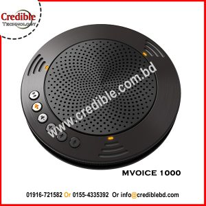 Zoom meeting speaker MVOICE-1000