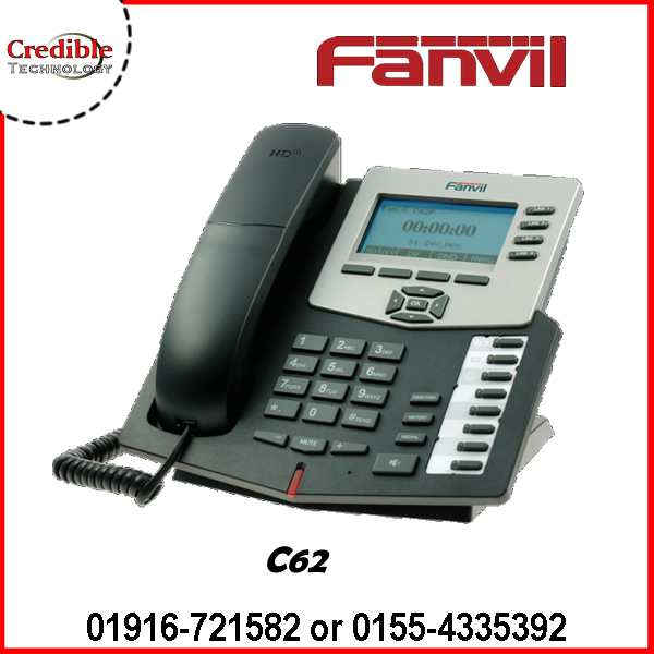 fanvil c62 ip phone