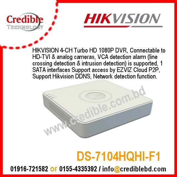 DS-7104HQHI-F1