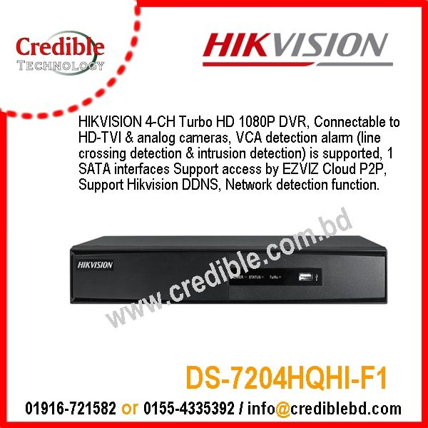 DS-7204HQHI-F1