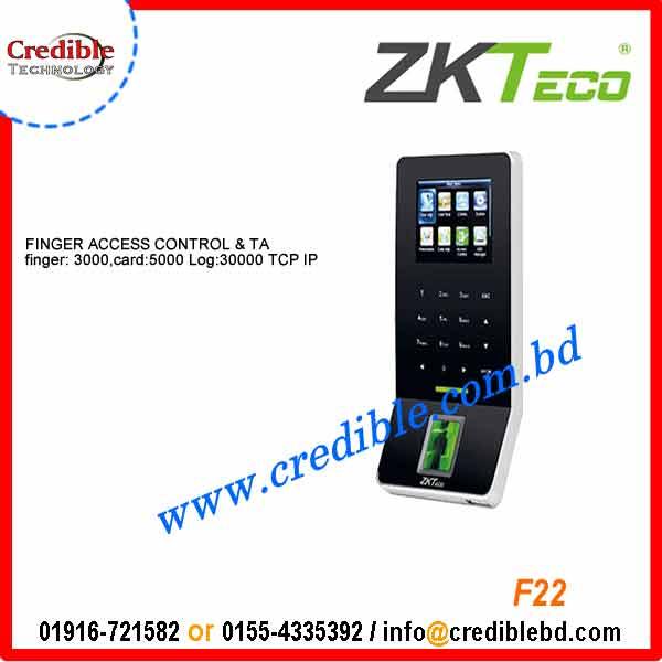 ZKTeco F22