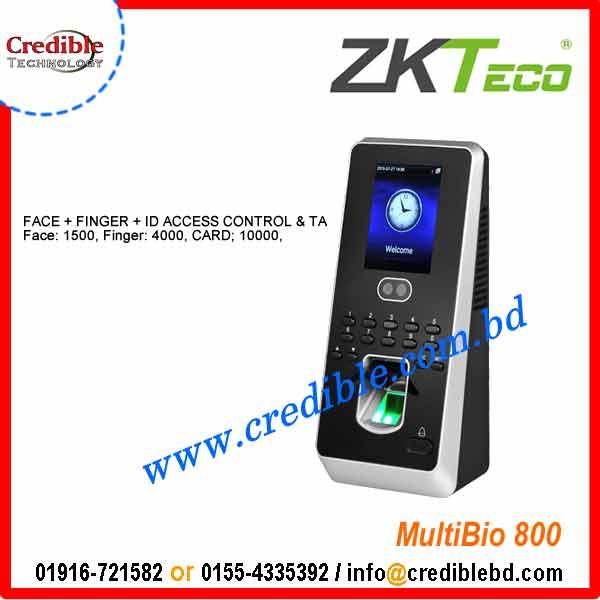 ZKTeco MultiBio 800 price