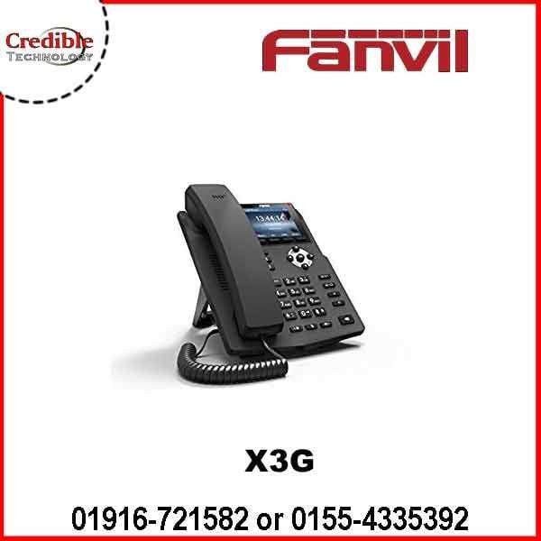 Fanvil X3G
