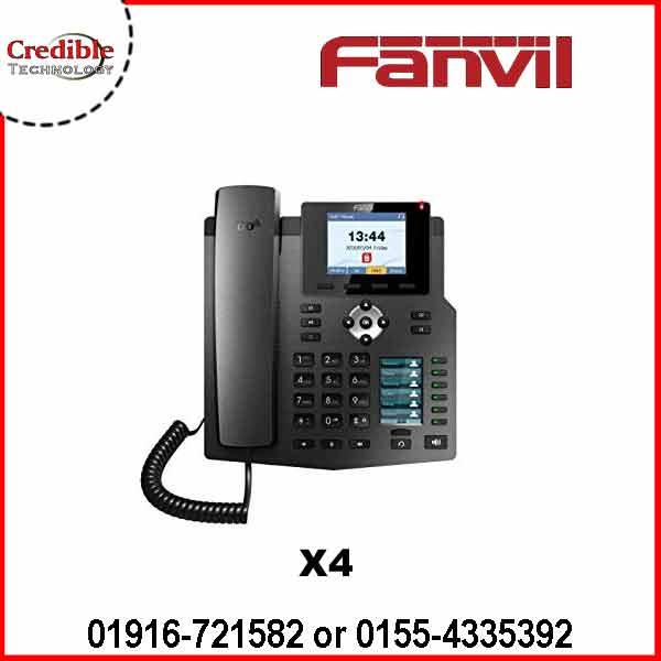 Fanvil X4