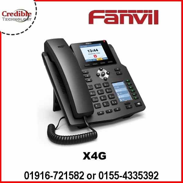 Fanvil X4G