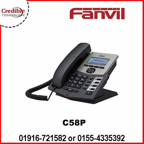 Fanvil C58P