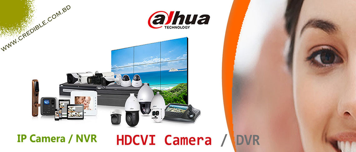 Dahua CCTV Camera Package Collection