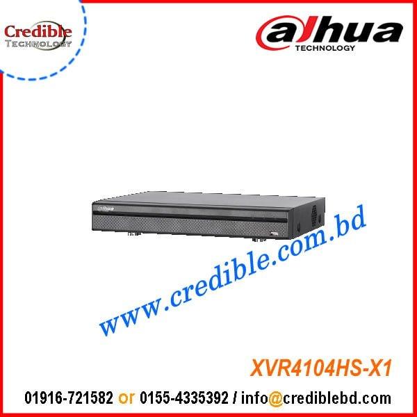Dahua XVR-4104HS-X1 4 Channel HDTVI DVR Price