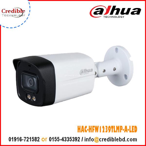 Dahua HAC-HFW1239TLMP-A-LED