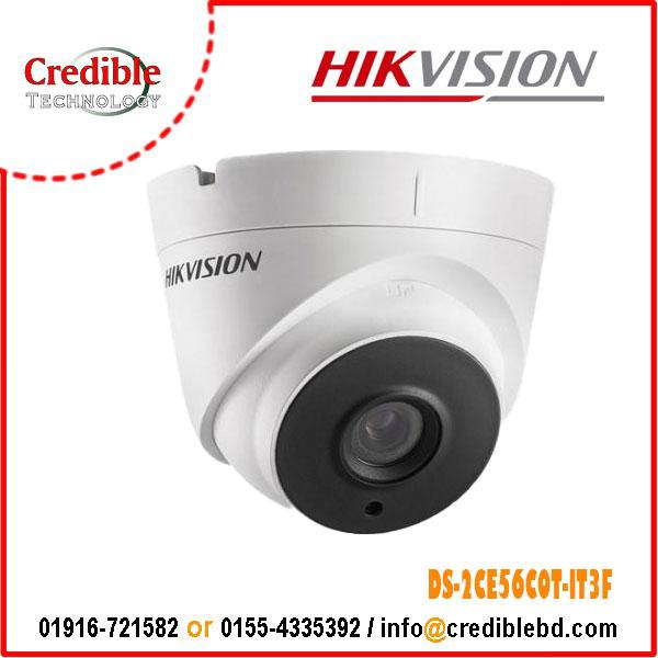 Hikvision DS-2CE56C0T-IT3F