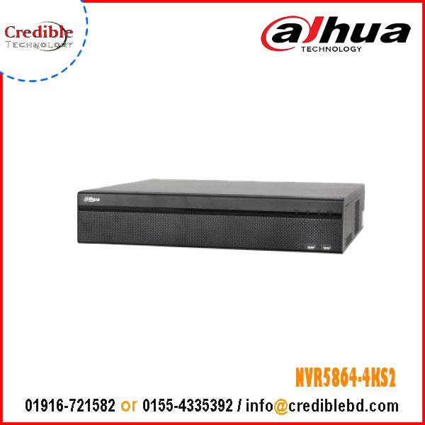 Dahua NVR5864-4KS2