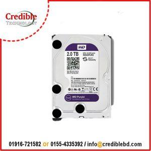 Western Digital 2TB Purple