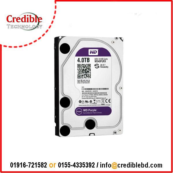 Western Digital 4TB Purple