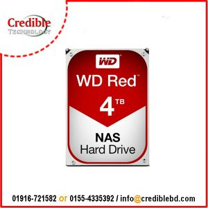 Western Digital 4TB Red