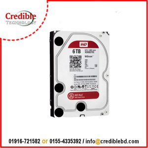 "Western Digital 6TB 3.5"" RED"