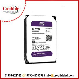 "Western Digital 8TB 3.5"" PURPLE"
